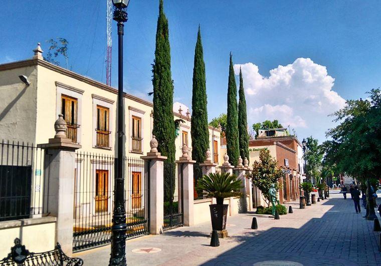 Крупные и красивые города Мексики: Дуранго