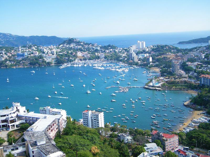 Лучшие города-курорты Мексики, Акапулько
