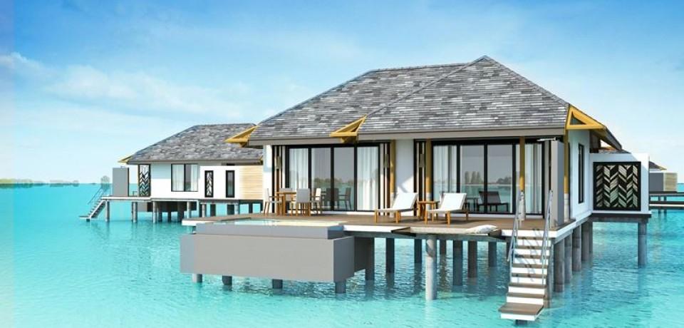 На Мальдивах открылся новый курорт Amari Havodda Resort