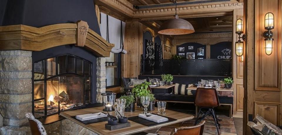 Grand Hotel Park открывает ресторан Chubut в швейцарском Гштаде