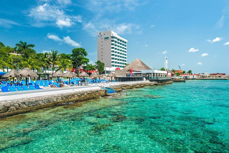 Лучшие города-курорты Мексики, Косумель