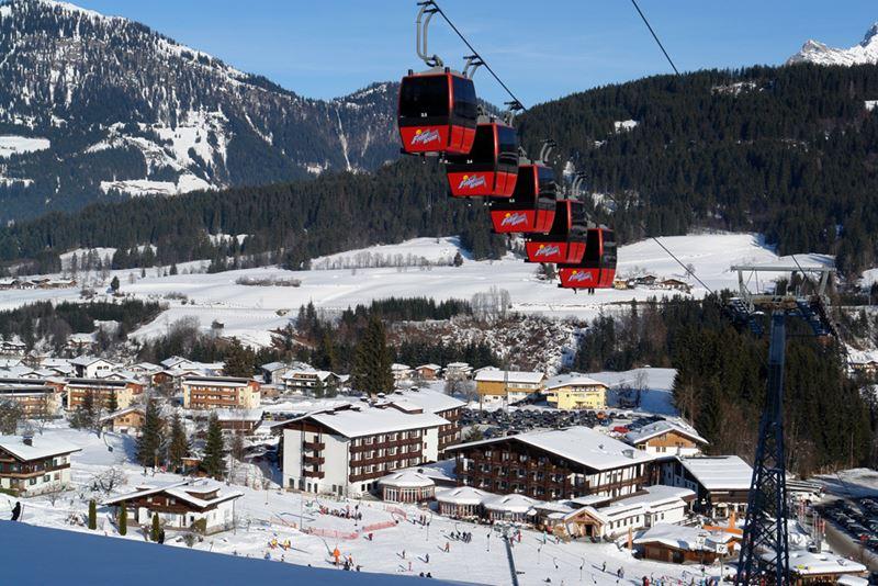 Горнолыжные курорты Австрии, Тироль, Фибербрунн