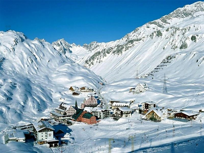 Горнолыжные курорты Австрии, Тироль, Китцбюэль