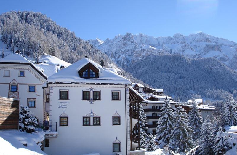 Горнолыжные курорты Австрии, Тироль, Майрхофен