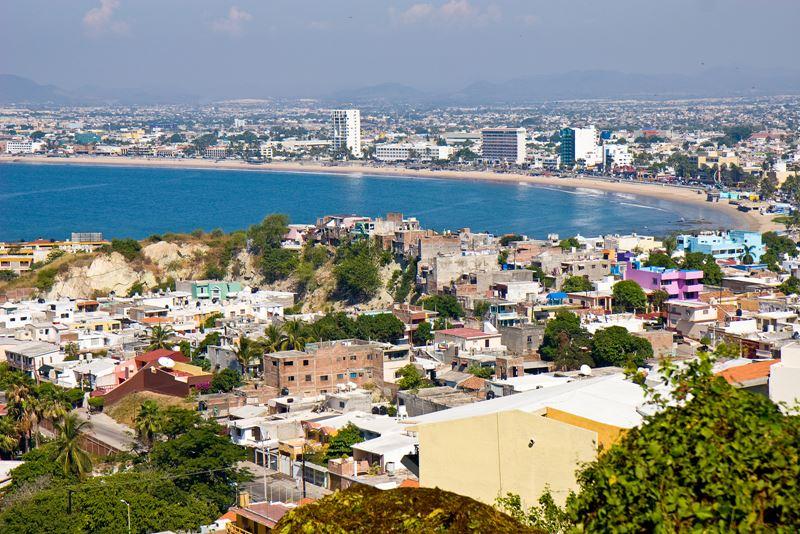 Лучшие города-курорты Мексики, Масатлан
