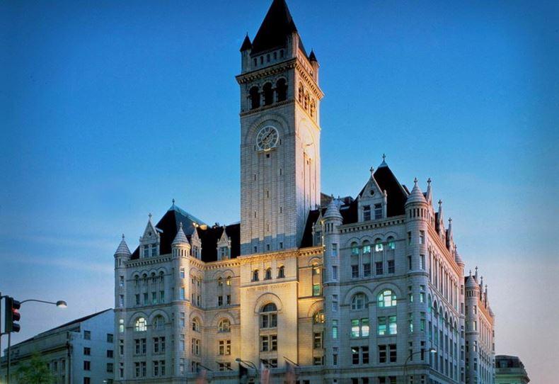 Отель Trump Вашингтон (1)