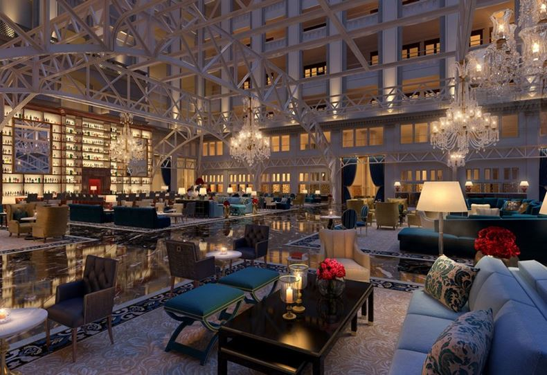 Отель Trump Вашингтон (2)