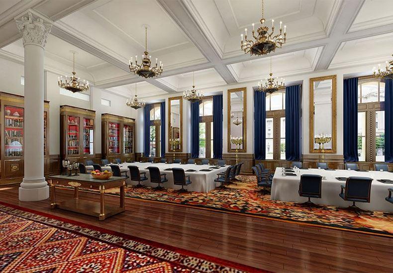 Отель Trump Вашингтон (3)