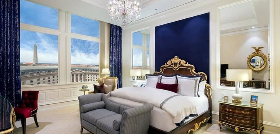 Новый отель сети Trump International Hotel открывается в Вашингтоне