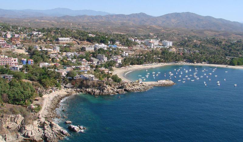 Лучшие города-курорты Мексики, Пуэрто Эскондидо