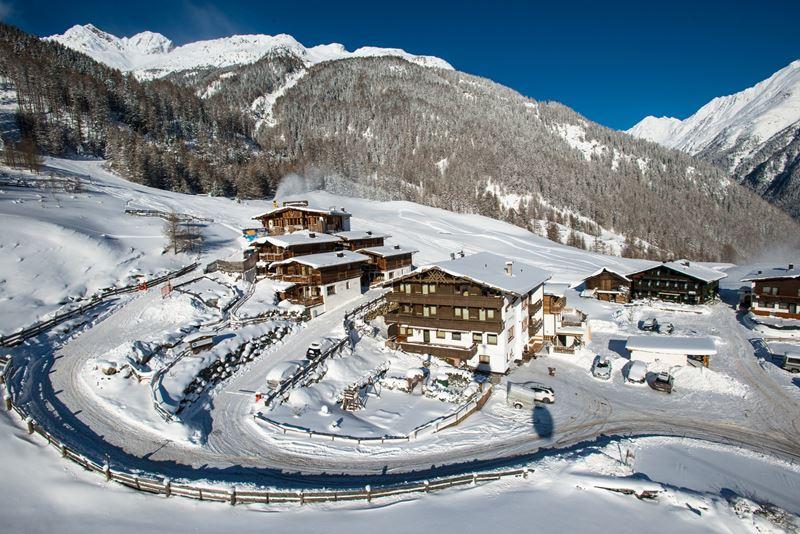 Горнолыжные курорты Австрии, Тироль, Зельден