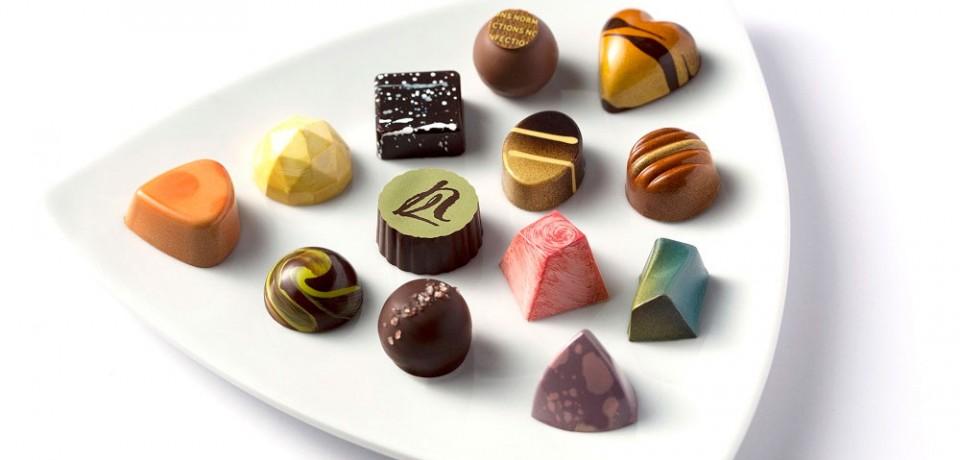 «Шоколадные путешествия» от Princess Cruises и Нормана Лава