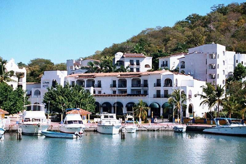 Лучшие города-курорты Мексики, Санта-Мария-Уатулько