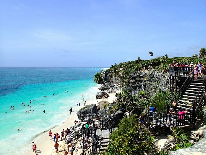 Лучшие города-курорты Мексики, Тулум