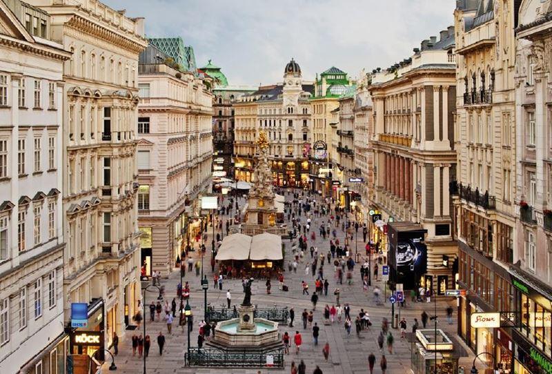 Вена в рейтинге лучших городов для жизни 2016