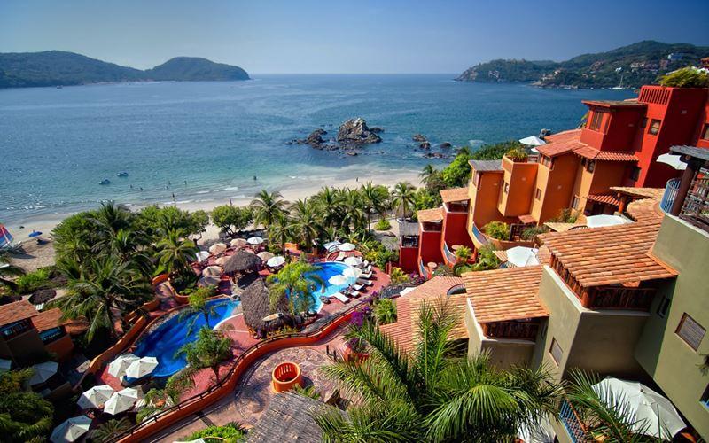Лучшие города-курорты Мексики, Сиуатанехо