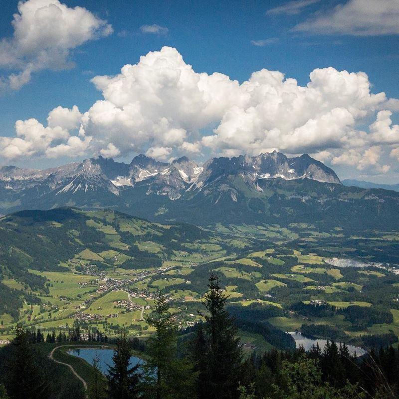 Лучшие горнолыжные курорты Тироля, Австрия: Китцбюэль