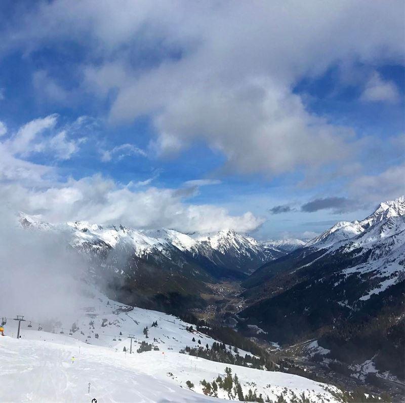 Лучшие горнолыжные курорты Тироля, Австрия: Санкт-Антон