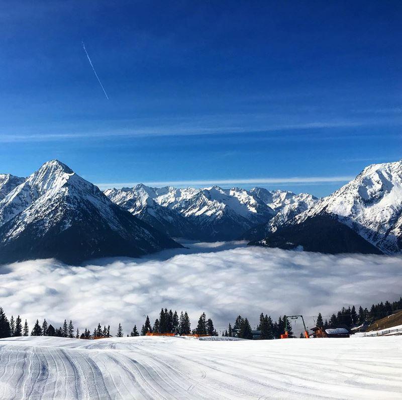 Лучшие горнолыжные курорты Тироля, Австрия: Майрхофен