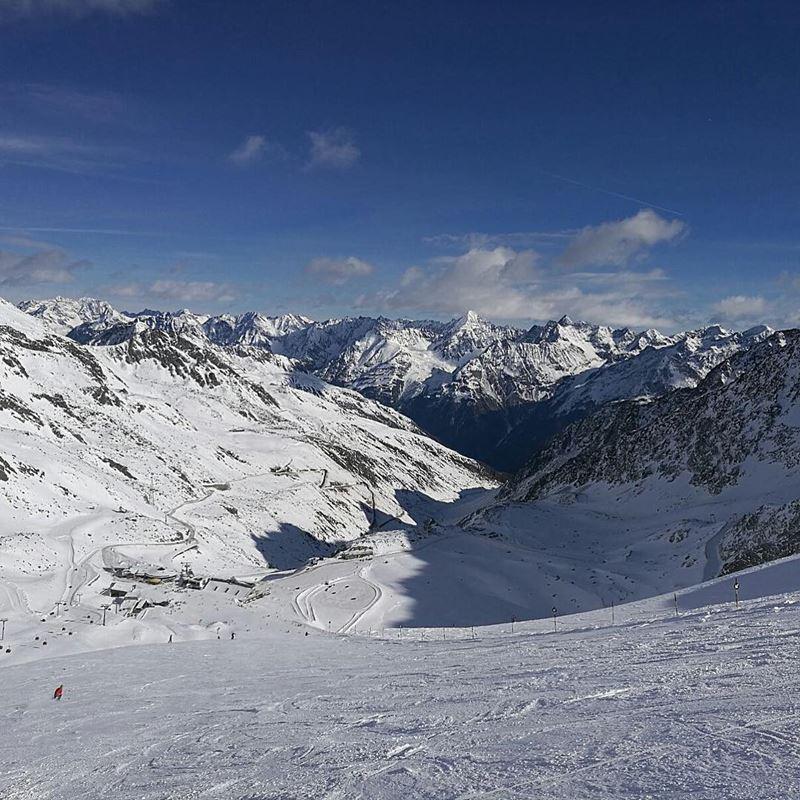 Лучшие горнолыжные курорты Тироля, Австрия: Зёльден
