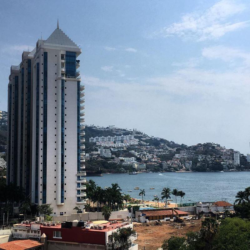 Города-курорты Мексики: Акапулько