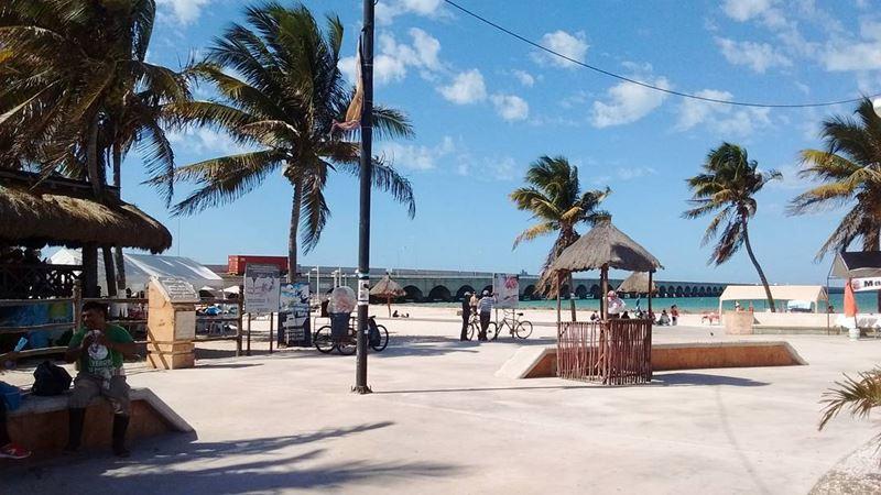 Города-курорты Мексики: Прогресо