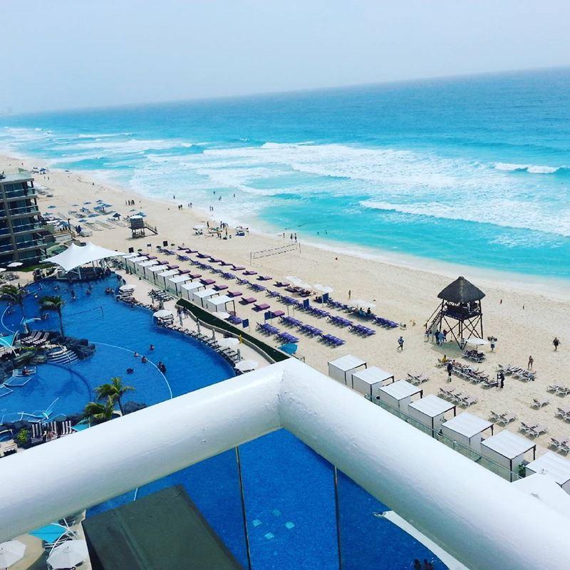 Города-курорты Мексики: Канкун