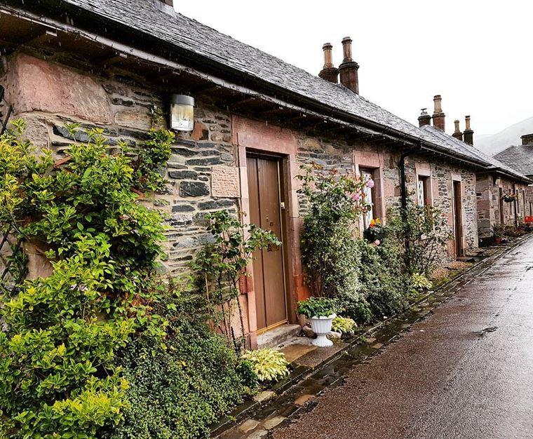 Красивые деревни Великобритании: Лусс