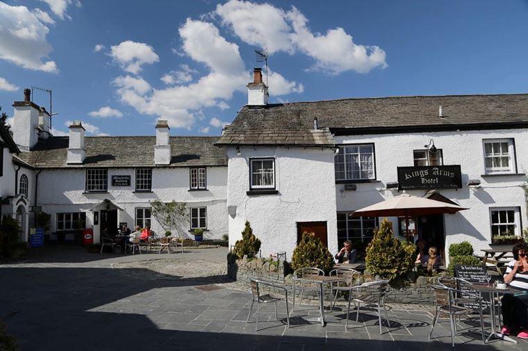 Красивые деревни Великобритании: Хоксхед