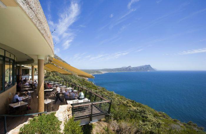 Рестораны с панорамным видом: Two Oceans (Кейптаун, ЮАР)