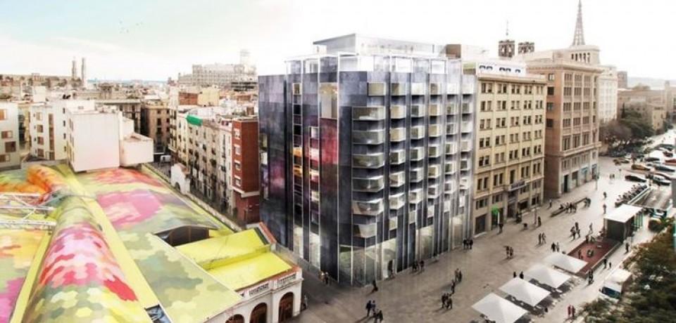 Отель Edition откроется в 2017 году в Барселоне
