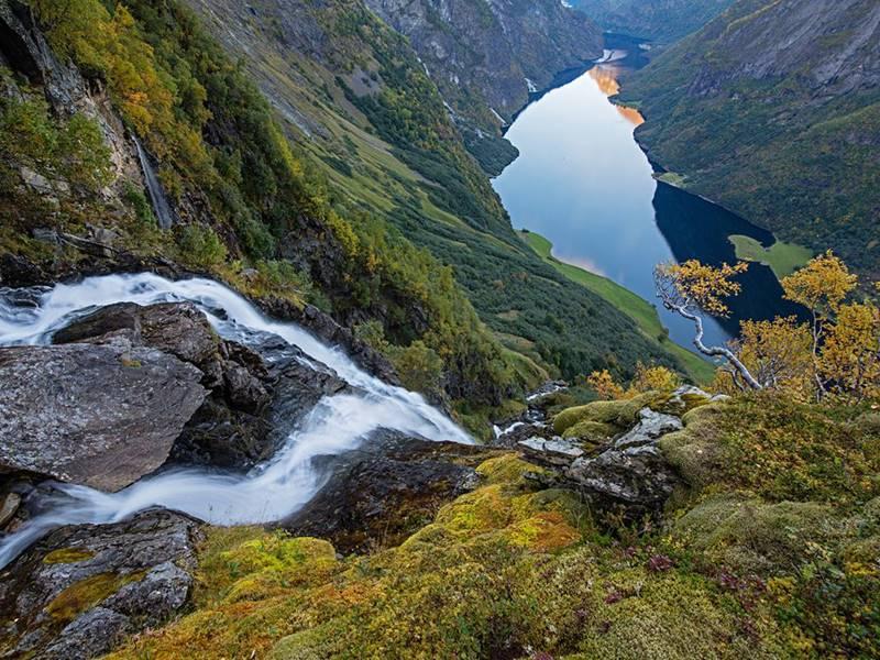 Самые красивые норвежские фьорды - список