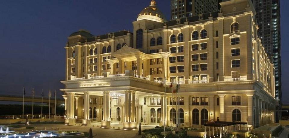 St. Regis Dubai открыл номер suite стоимостью $20 420 за ночь