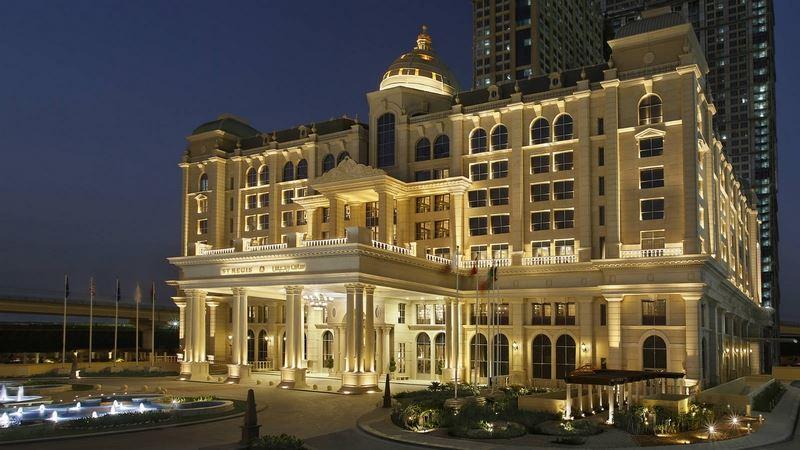 St. Regis Dubai Imperial Suite (1)