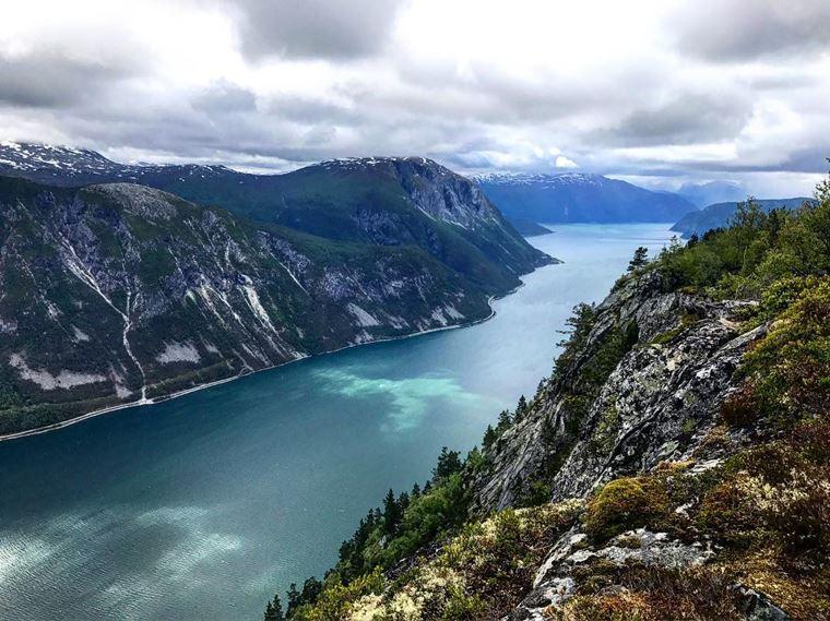 Места Норвегии, которые нужно посетить: Согнефьорд