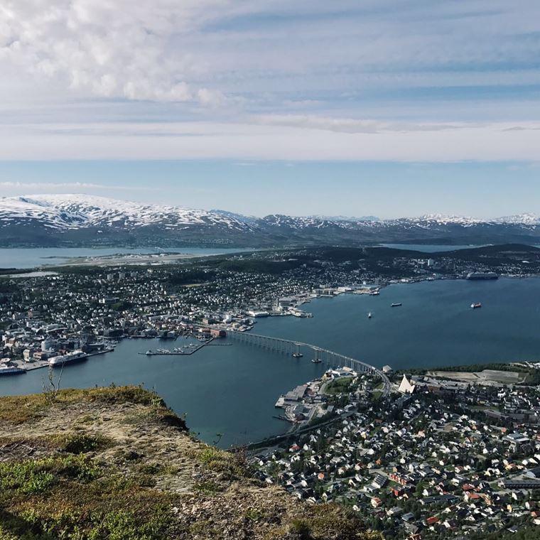 Места Норвегии, которые нужно посетить: Тромсё
