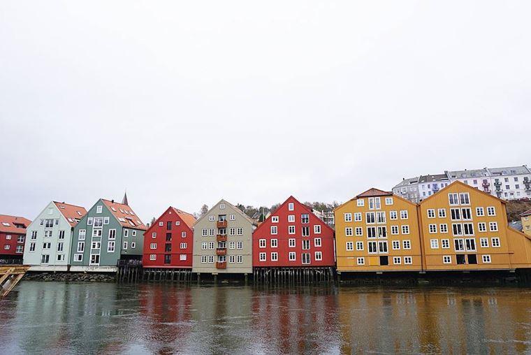 Места Норвегии, которые нужно посетить: Тронхейм