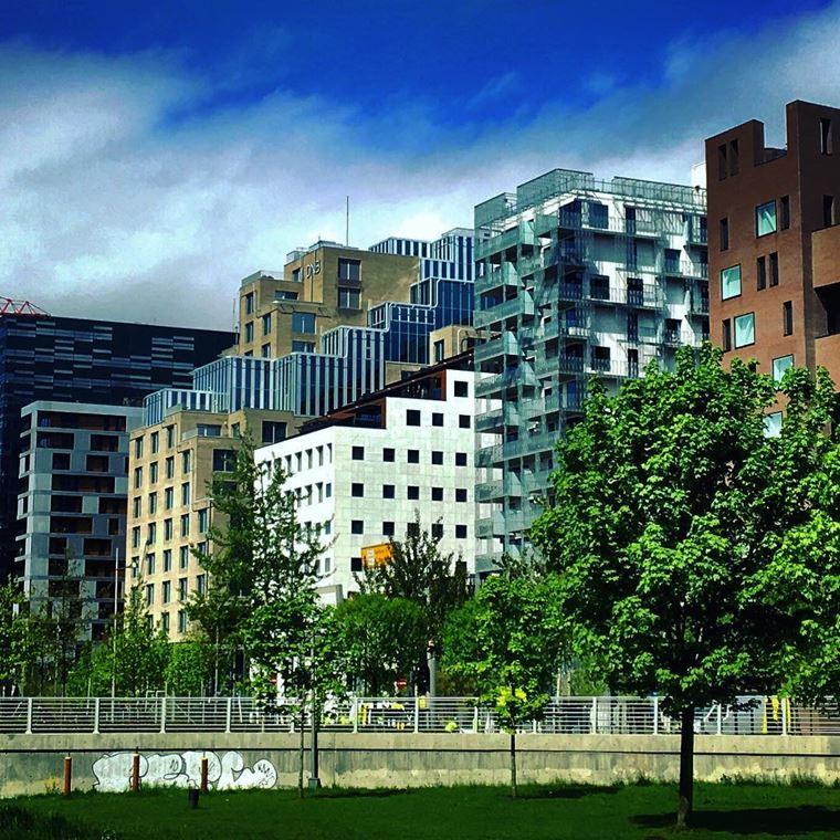 Места Норвегии, которые нужно посетить: Осло