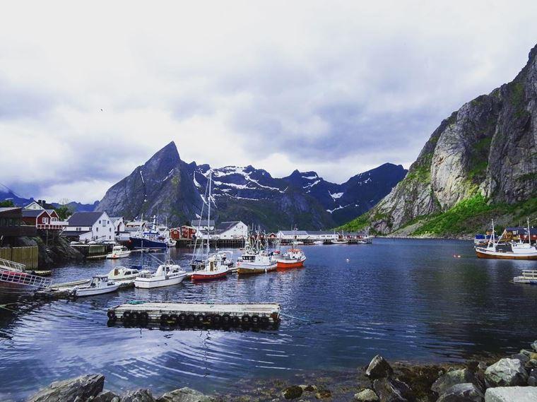Места Норвегии, которые нужно посетить: Лофотенские острова