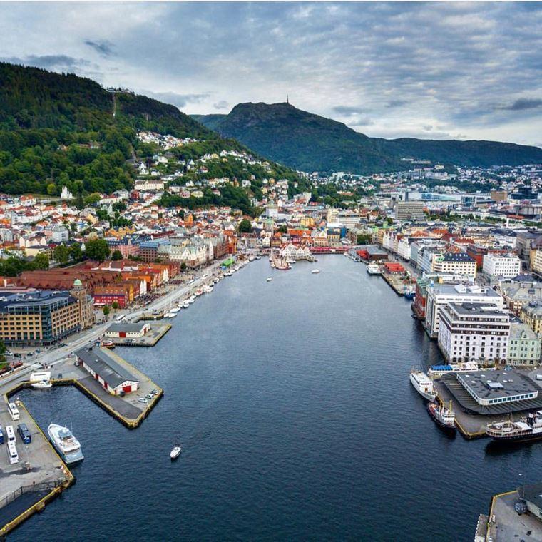 Места Норвегии, которые нужно посетить: Берген
