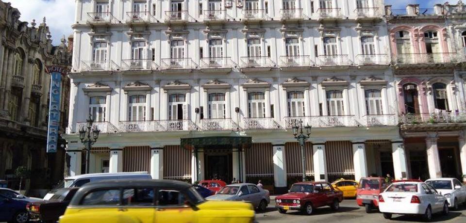 Starwood откроет два отеля в Гаване