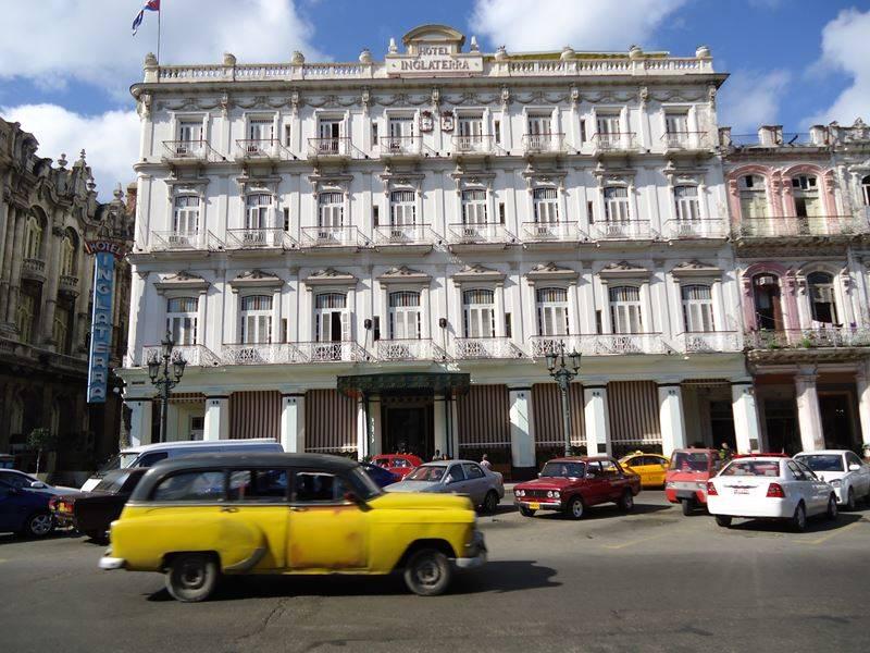 отель Hotel Inglaterra гавана куба