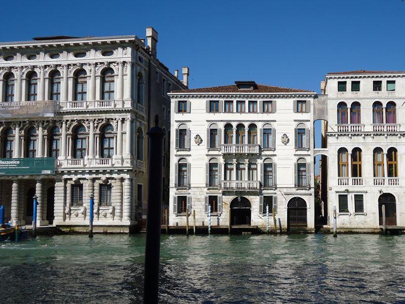 Дворец Palazzo Nani Bernardo в Венеции на Гранд Канале