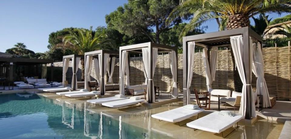Muse Saint-Tropez – новый отель семейства Small Luxury Hotels на Лазурном берегу