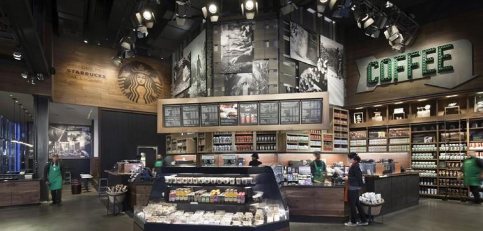 Самый большой Starbucks откроется в Нью-Йорке в 2018 году