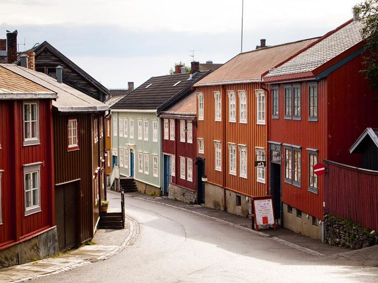Достопримечательности Норвегии: Рёрус