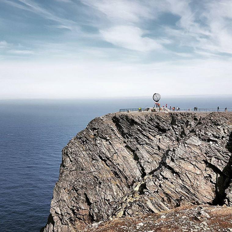 Достопримечательности Норвегии: Нордкап