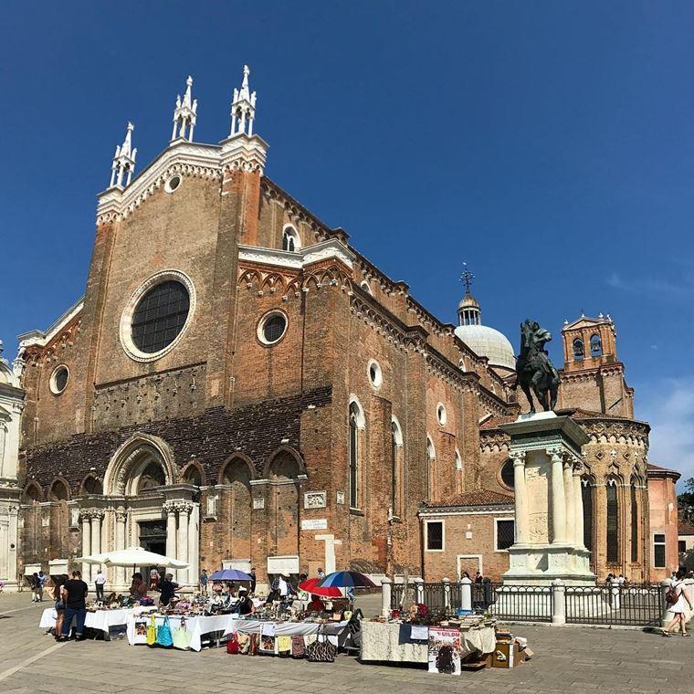 Достопримечательности Венеции: Церковь Святых Иоанна и Павла