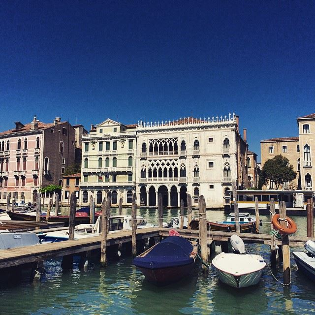 Достопримечательности Венеции: Ка' д'Оро (Золотой дом)