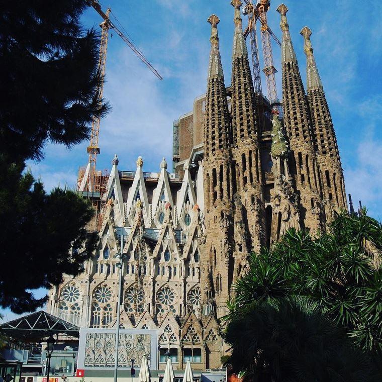 Интересные города Испании: Барселона